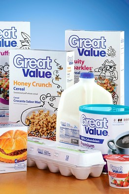 Walmart 'Great For You' Food Labels Highlight the Obvious